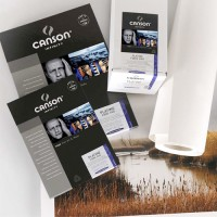 CANSON PLATINE FIBER Rag 310gsm (No Mounting) form €10.00