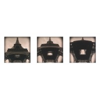 Eiffel Tower (Triptych)