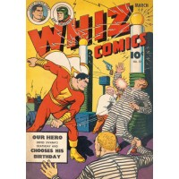20th Century Comic Poster I